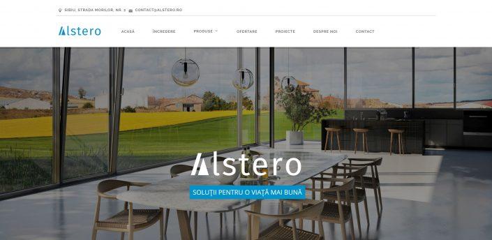 Alstero creare site web