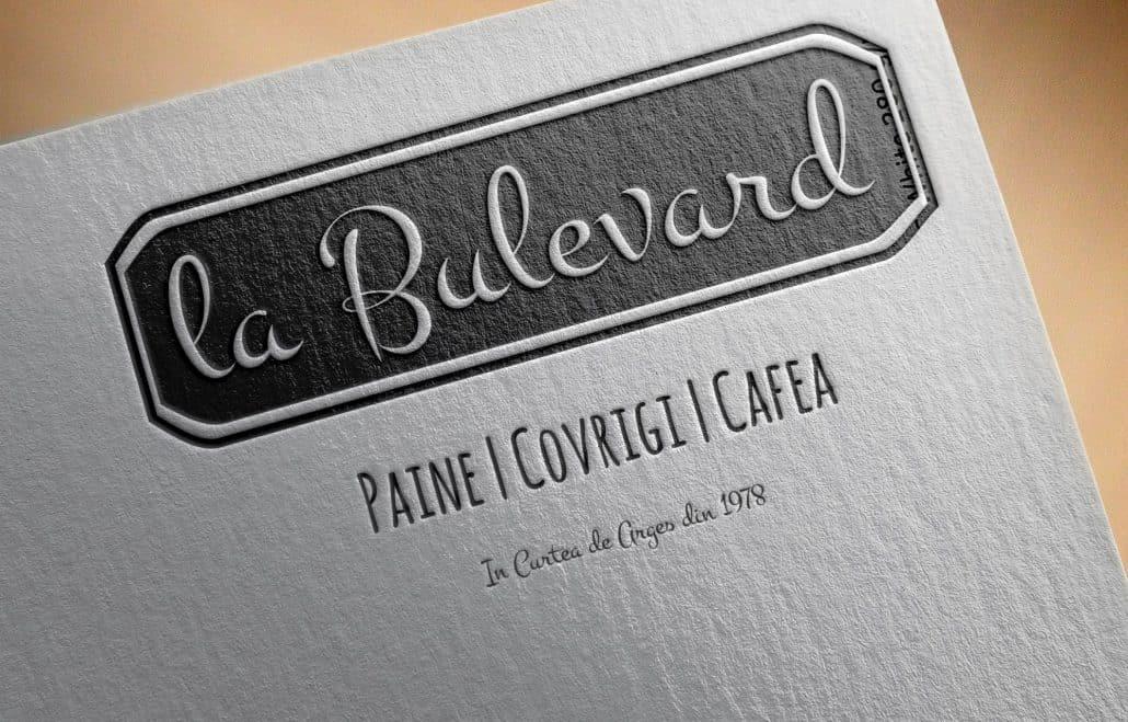 Bulevard, brand, logo